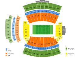 Williams Brice Stadium Seating Chart And Tickets