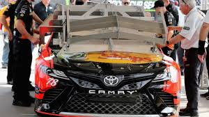 Furniture Row Racing burning midnight oil to fix template issues