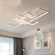 Led Ceiling Lights For Living Room Led Ceiling Light Living Room Light Dimmable Office Light