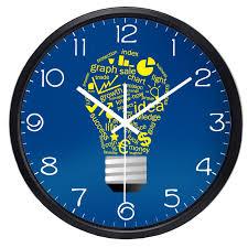 office clocks for sale. creative team work office sales wall clock popular design modern pendulum silent idea watchchina clocks for sale c