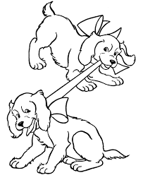 Small Picture Puppy Coloring Pages Free And Printable Coloring Coloring Pages