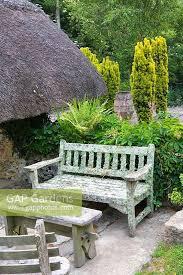 caervallack cornwall uk mcclary robinson artists garden in summerlichen and