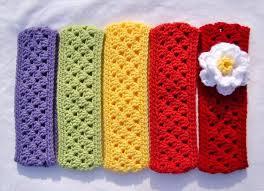 Crochet Flower Pattern For Headband Extraordinary 48 Easy Crochet Headband With Flowers DIY To Make