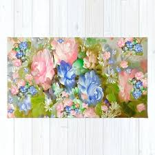 french country rugs large size of blue area amazing pink shabby chic chic rugs rachel ashwell
