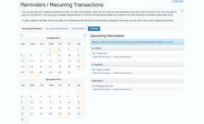 Online Checkbook Register And Money Management