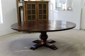 large 84 round dining table 212