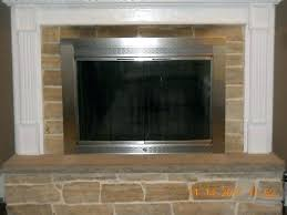glass for fireplace replacement fireplace doors outstanding modern glass fireplace doors intended for glass door for