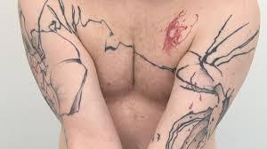 Tetování Aneb Občas Se I Hvězda Sekne Novinkycz
