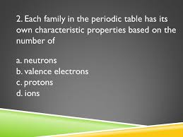 1. How are the noble gases different from other groups of elements ...
