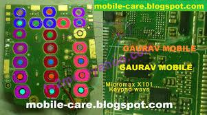 Micromax X101 Full Keypad Track Jumper ...