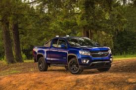 Colorado chevy colorado z71 : 2016 Chevy Colorado Z71 Trail Boss Features | GM Authority