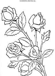 Fresco Belle Disney Disegno Da Colorare Con Le Rose Migliori
