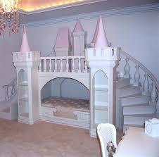 Kids Bedroom Princess Castle Little Room Decor Ideas  Cute - Girls bedroom decor ideas