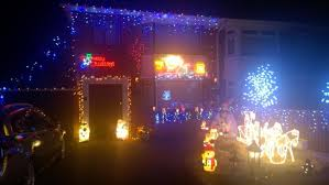 christmas lighting decorations. Impressive Christmas Light Decorations. Catherine Phillips. Mick And Norma Gale Opened Up Their Garden In Christine Avenue To Raise Money For Midlands Lighting Decorations