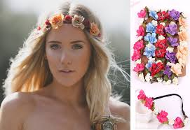 Image result for Hippie headbands