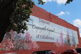 Crepe Myrtle Trail Archives - Duncan Convention & Visitor's Bureau