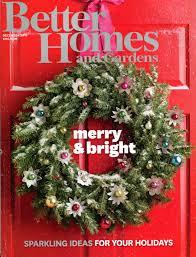 better homes and garden magazine. Better Homes And Gardens Magazine Way Allen Bhg Cover Garden R