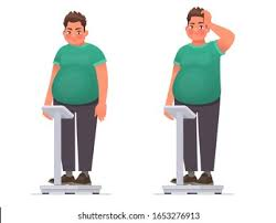 Lose Weight Cartoon High Res Stock Images | Shutterstock