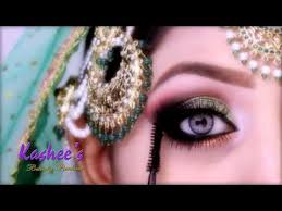 kashees amazing neutral dramatic eye makeup