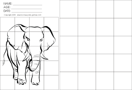 grid drawing template - Ins.ssrenterprises.co