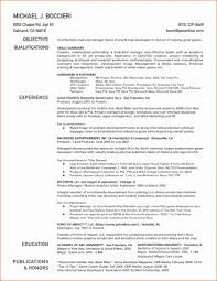 Two Page Resume Examples 100 Awesome One Page Resume Examples Simple Resume Format 31