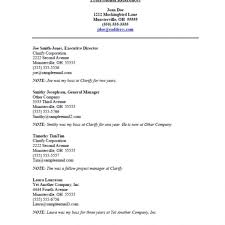 how to make a reference list for a job references sample how to create a reference list sheet for job