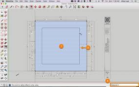 sketchup tutorial draw plan from pdf 11