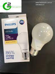 Bóng đèn LED Bulb 7w E27 Philips HV 1PF/20 GMGC (Trắng/Vàng) rẻ nhất - Nhà  phân phối chính thức bóng đèn Philips
