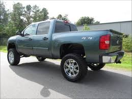 2007 Chevy Silverado 1500 LT1 One Owner 7.5 Inch Lifted Truck ...