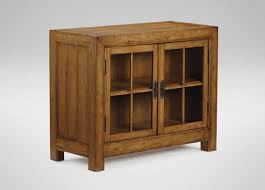 Small Wood Cabinet With Doors Small Media Cabinet With Glass Doors Best Home Furniture Decoration