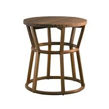 posture side table teak outdoor