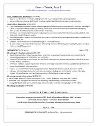 Leadership Resume Delectable The Top 40 Executive Resume Examples Written By A Professional Recruiter