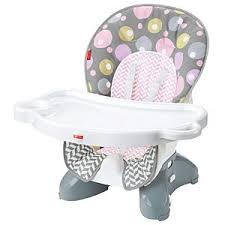 SpaceSaver High Chair Pad - Brilliant Blush | CMR57 Fisher-Price
