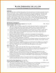 7 Resumes For Police Officers Applicationleter Com
