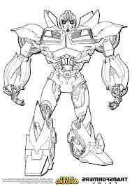 Amazing Bumblebee Coloring Page Free Bumblebee Transformer Coloring
