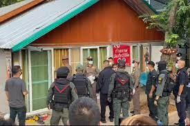 เปิดคลิปนาทีตำรวจบุกบ้านลุงพลคดีน้องชมพู่แต่ไร้เงาผู้ต้องหา - โพสต์ทูเดย์  ข่าวภูมิภาค