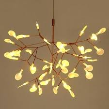 mesmerizing branches chandelier post modern art creative tree branches leaf firefly led chandelier tree branches chandelier