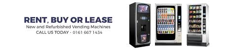 Leasing Vending Machines Adorable Birchdale Vending Services Vending Machines Manchester For Sale