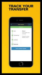 finance Shopper Us Westernunion App Transfer Money