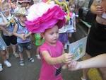 Как украсить шляпу для детского конкурса
