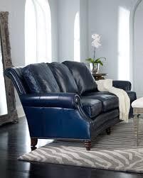 navy blue leather sofa. Navy Blue Leather Sofa O