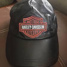 harley davidson accessories leather harley davidson baseball cap