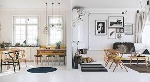 Scandinavian Apartment Cozy Scandinavian Apartment Design Simply Spectacular
