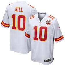 Chiefs Hill Game City Tyreek White Jersey Nike Youth Kansas|Matt Miller's Scouting Notebook: What The NFL World Needs To See From Josh Allen