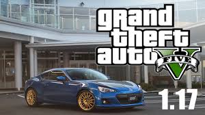 GTA 5 DLC FURORE GT (SUBARU BRZ-TOYOTA GT86) - YouTube