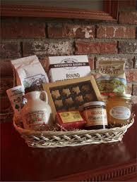 vt gift basket vermont sugar and e maple syrup sugarebasket