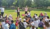 """""""ניקיון המיליון""""במודיעין: מאות מתלמידי העיר השתתפו בפרויקט סביבתי חדש"""