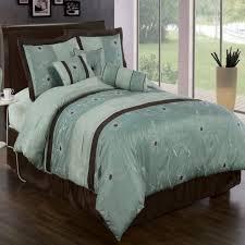 aqua bedding sets queen