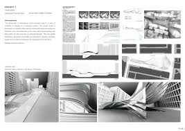 architecture design portfolio. Interesting Portfolio Plain Architectural Design Portfolio On Architecture With  Ideas For Inspire The Of Your C