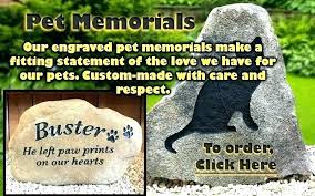 personalized memorial garden stones sympathy stone custom engraved stepping by interior hamster memorial es pet memorials king custom garden stones